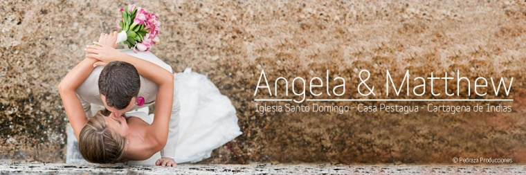 Angela & Matthew's Wedding in Cartagena, by Pedraza Producciones