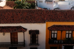 cartagena walled city wedding