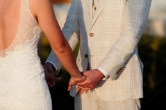 rooftop wedding in cartagena