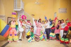 58-cartagena-wedding-reception-crazy hour