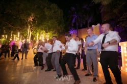 63-cartagena-wedding-reception-crazy hour