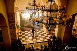 75-cartagena-wedding-reception-first-dance-fireworks