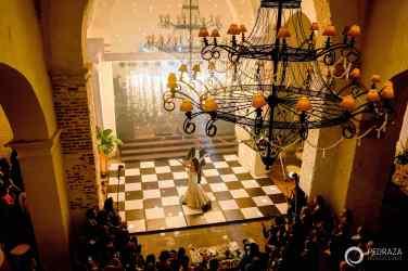 79-cartagena-wedding-reception-first-dance-fireworks